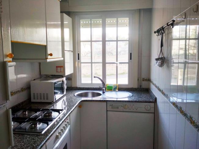 Kitchen Appartements Sanxenxo 3000 SANXENXO/SANGENJO