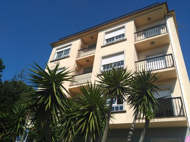 Fachada Invierno Apartamentos Sanxenxo 3000 Sanxenxo/Sangenjo