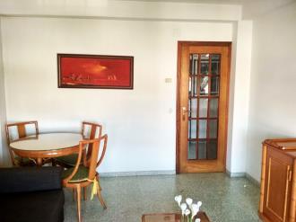 Salón comedor España Galicia - Rías Bajas Sanxenxo/Sangenjo Apartamentos Sanxenxo 3000