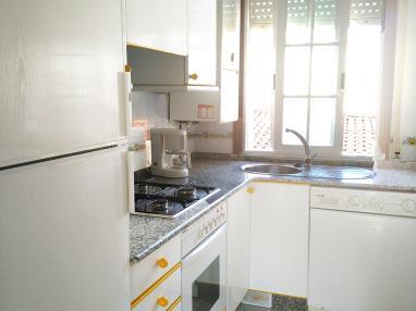 Cocina España Galicia - Rías Bajas Sanxenxo/Sangenjo Apartamentos Sanxenxo 3000