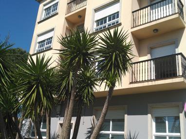 Façade Winte Appartements Sanxenxo 3000 SANXENXO/SANGENJO
