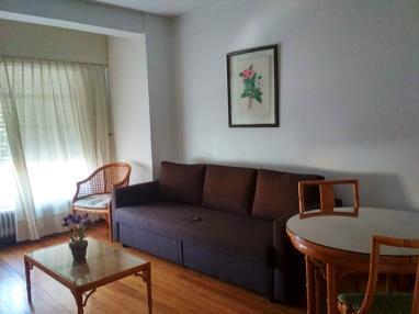 Salón comedor Apartamentos Sanxenxo 3000 Sanxenxo/Sangenjo