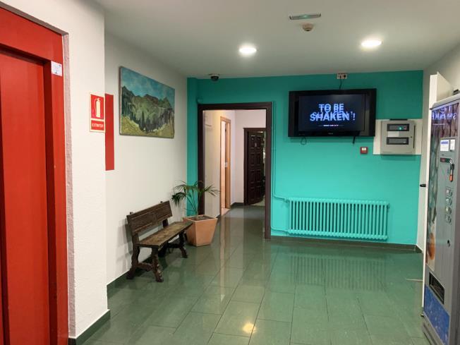 Recepción Hotel Barcelona 3000 Sant Julia de Loria