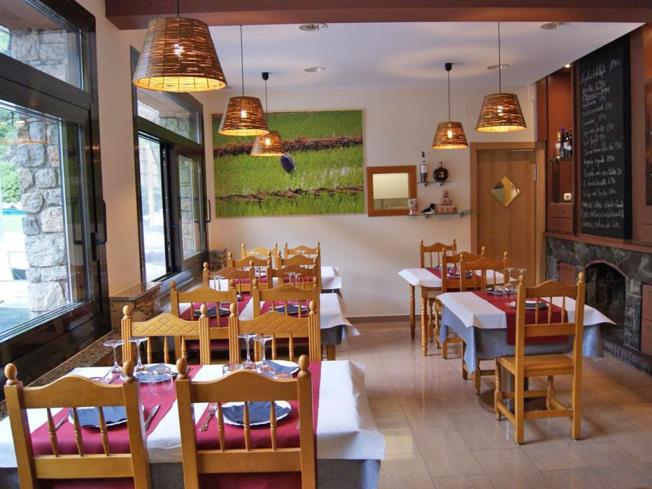 Salón comedor Hotel Barcelona 3000 Sant Julia de Loria