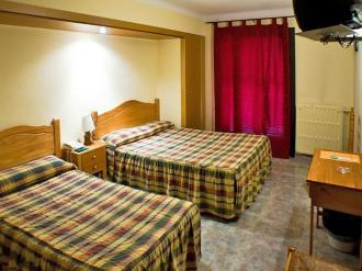 chambre Andorre Autres secteurs SANT JULIÀ DE LÒRIA Hotel Barcelona 3000