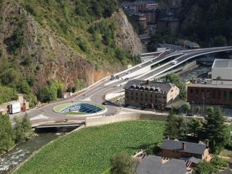 Exterior Andorra Andorra Zona Centro Sant Julia de Loria Hotel Barcelona 3000