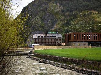 Vistas Andorra Andorra Zona Centro Sant Julia de Loria Hotel Barcelona 3000