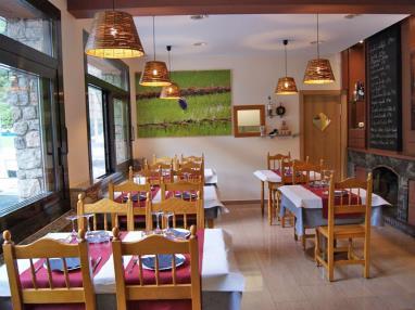 Salón comedor Andorra Andorra Zona Centro Sant Julia de Loria Hotel Barcelona 3000