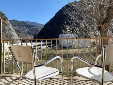 Terraza Andorra Andorra Zona Centro Sant Julia de Loria Hotel Barcelona 3000