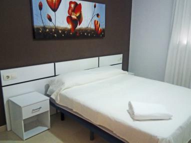 Dormitorio España Costa Azahar Oropesa del mar Apartamentos Terrazas Al Mar 3000