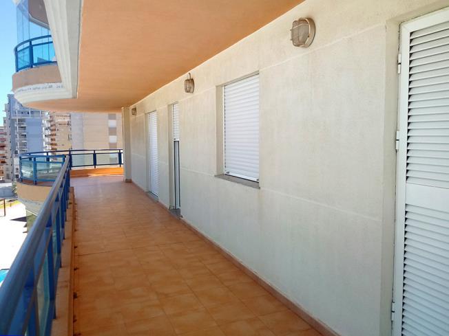 Terraza Apartamentos Tavernes Playa Suites 3000 Tavernes de la Valldigna