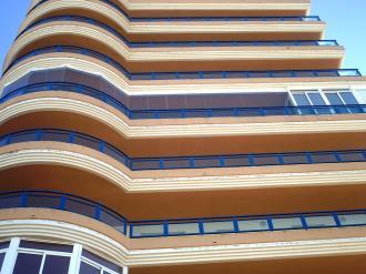 Façade Summer Espagne Costa de Valencia TAVERNES DE LA VALLDIGNA Appartements Tavernes Playa Suites 3000