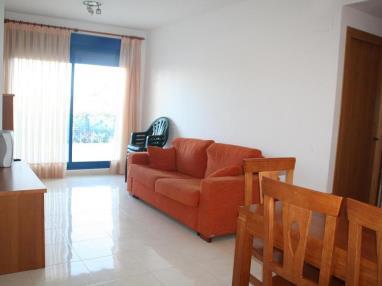 Salón comedor España Costa Azahar Alcoceber Apartamentos San Damian 3000
