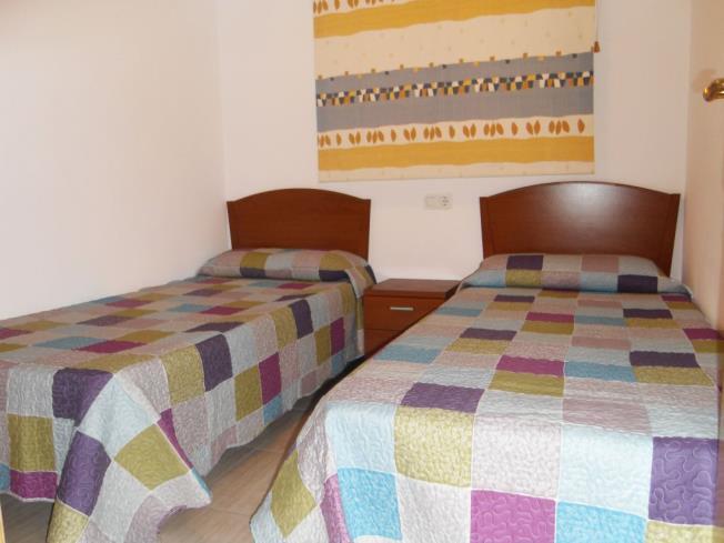 Dormitorio Apartamentos Oropesa Ciudad de Vacaciones 3000 Oropesa del mar