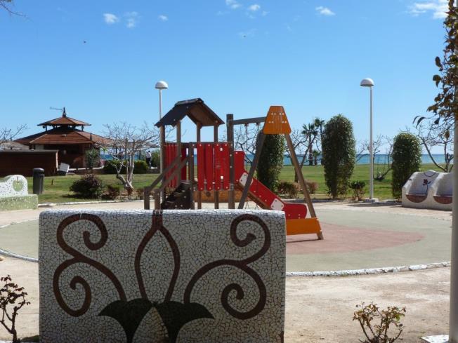 Exterior Apartamentos Oropesa Ciudad de Vacaciones 3000 Oropesa del mar