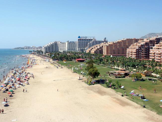 Vistas Apartamentos Oropesa Ciudad de Vacaciones 3000 Oropesa del mar