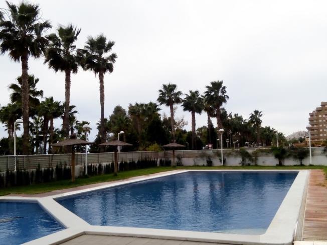 Piscina Apartamentos Oropesa Ciudad de Vacaciones 3000 Oropesa del mar