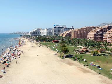 Vistas España Costa Azahar Oropesa del mar Apartamentos Oropesa Ciudad de Vacaciones 3000