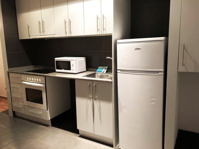 Kitchen Appartements La Solana 3000 PAS DE LA CASA