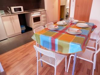 Cocina Andorra Estación Grandvalira Pas de la Casa Apartamentos La Solana 3000
