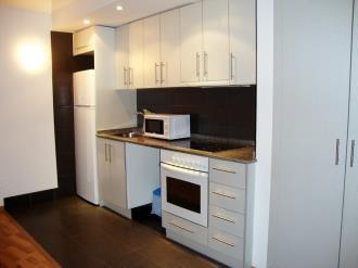 Kitchen Andorre Grandvalira PAS DE LA CASA Appartements La Solana 3000
