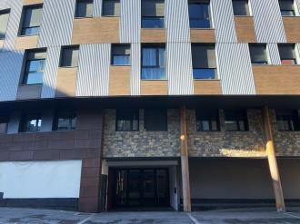 Fachada Invierno Andorra Estación Grandvalira Pas de la Casa Apartamentos La Solana 3000