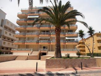 Façade Summer Espagne Costa del Azahar PENISCOLA Appartements Surfing 3000