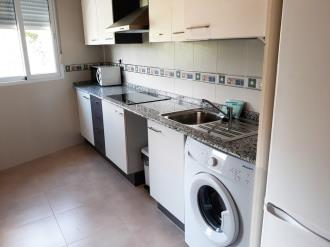 Kitchen Espagne Costa del Azahar ALCOSSEBRE Appartements Neptuno 3000