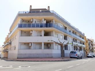 Façade Winte Espagne Costa del Azahar ALCOSSEBRE Appartements Neptuno 3000