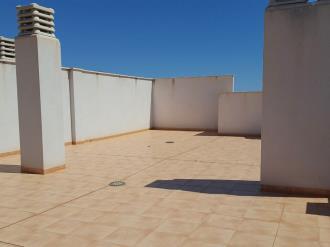 Terraza España Costa Azahar Alcoceber Apartamentos Neptuno 3000