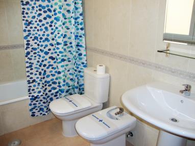 Baño España Costa Azahar Alcoceber Apartamentos Neptuno 3000