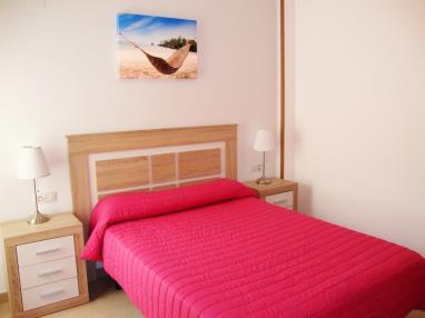 Dormitorio España Costa Azahar Alcoceber Apartamentos Neptuno 3000