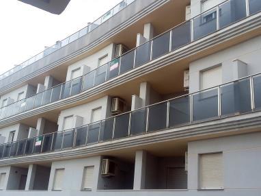 Fachada Invierno España Costa Azahar Alcoceber Apartamentos Neptuno 3000