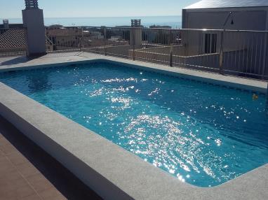 Piscina España Costa Azahar Alcoceber Apartamentos Neptuno 3000