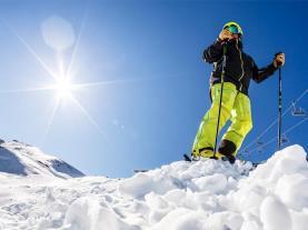 Esquí de fondo FORMIGAL Pirenei Aragonesi Spagna