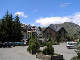 Formigal Localidad Formigal Pirineo Aragonés España