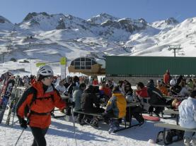 Formigal pistas ski Formigal Pirineo Aragonés España