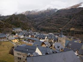 Panticosa Localidad Formigal Pirineo Aragonés España