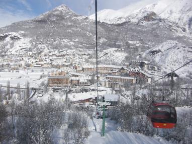 Panticosa pistas ski Espagne Pyrenées Aragonaises FORMIGAL