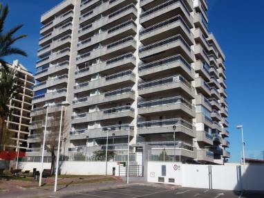 Fachada Verano España Costa Azahar Oropesa del mar Apartamentos Oropesa del Mar Suites 3000