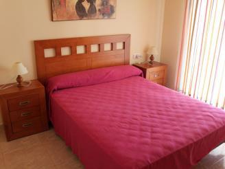 chambre Espagne Costa del Azahar PENISCOLA Appartements La Volta 3000