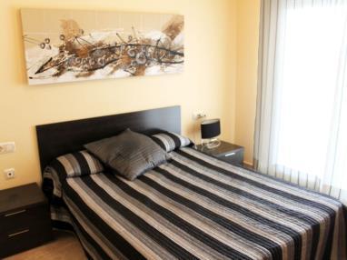 Dormitorio España Costa Azahar Peñiscola Apartamentos La Volta 3000