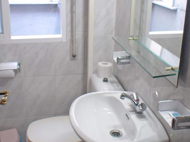 Baño Apartamentos Revo Salinas 3000 Revolta, a - Noalla - Sanxenxo