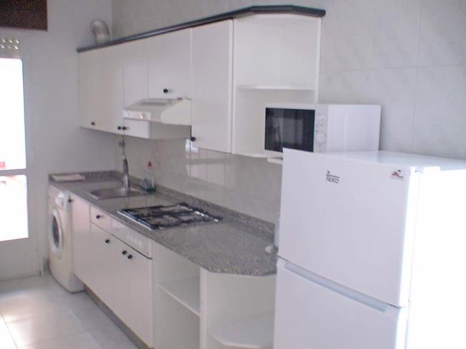Cocina Apartamentos Revo Salinas 3000 Revolta, a - Noalla - Sanxenxo