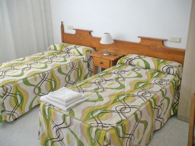 Dormitorio Apartamentos Revo Salinas 3000 Revolta, a - Noalla - Sanxenxo