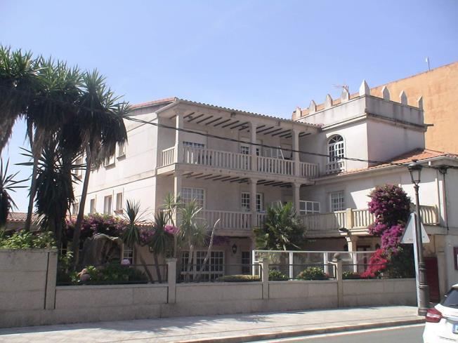 Fachada Invierno Apartamentos Revo Salinas 3000 Revolta, a - Noalla - Sanxenxo