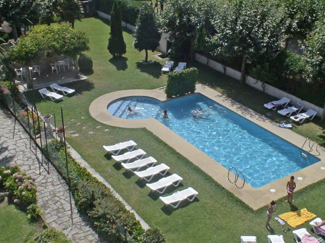 Piscina Apartamentos Revo Salinas 3000 Revolta, a - Noalla - Sanxenxo