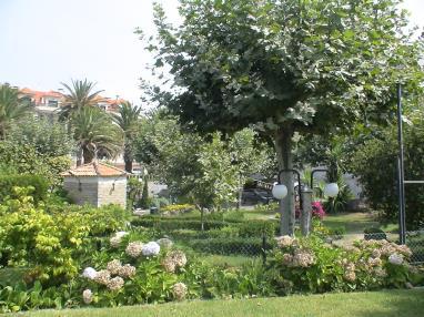 Jardín Apartamentos Revo Salinas 3000 Revolta, a - Noalla - Sanxenxo