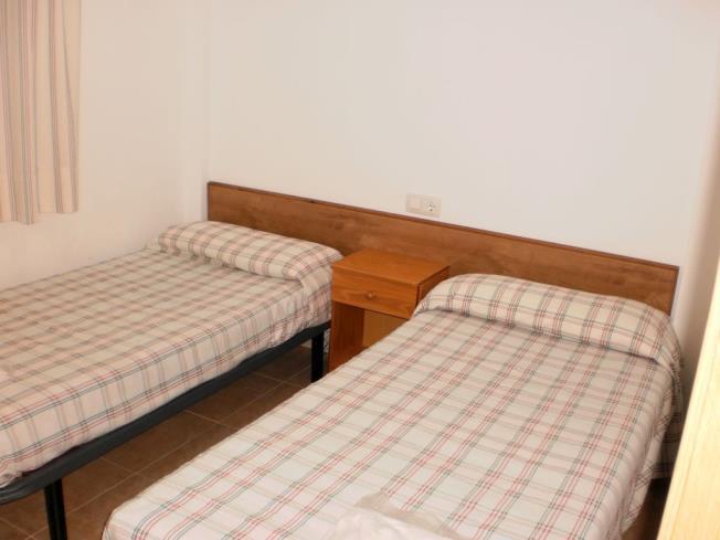 Dormitorio Apartamentos Penyagolosa 3000 Alcoceber