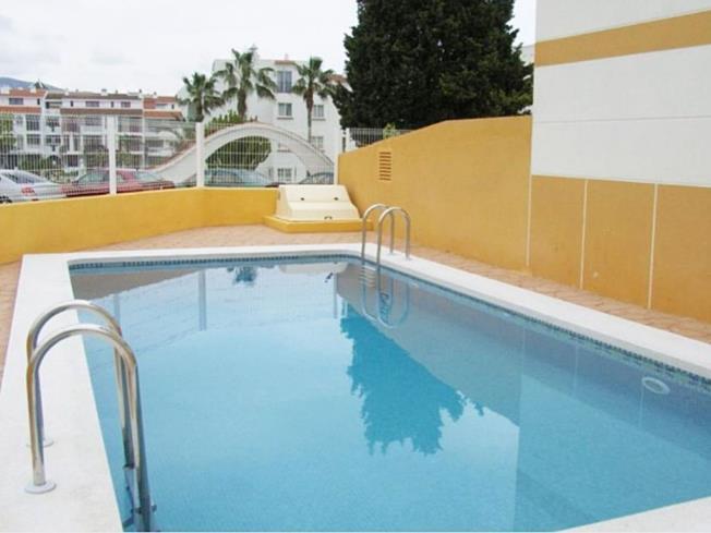 Piscina Apartamentos Penyagolosa 3000 Alcoceber